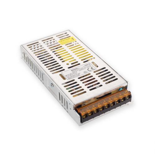 Tápegység LED szalagokhoz, 200W,5V, 40A, fém ház (AC6191)