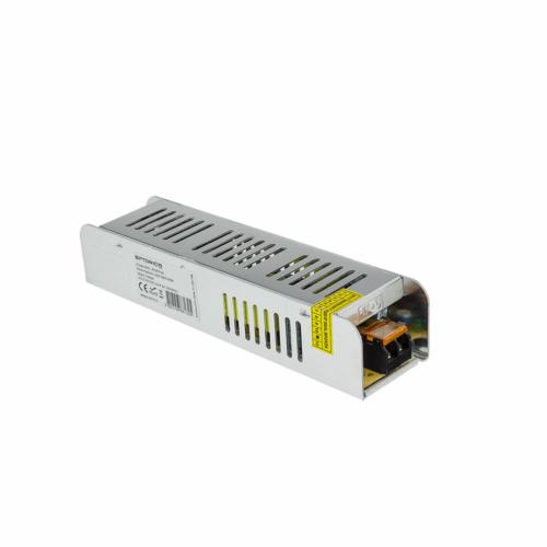 Tápegység LED szalagokhoz, SLIM, 100W, 4,2A, 24V, fém ház (AC6162)