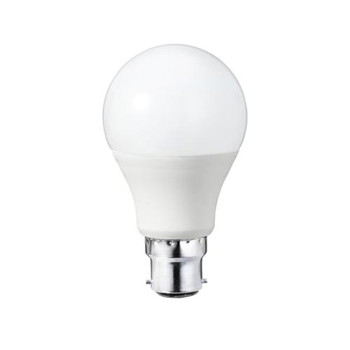 LED gömb, B22, A60, 10W, 230V, meleg fehér fény - DIMMELHETŐ (SP1910)