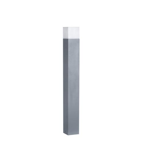 Álló kerti Lámpa PIXEL, sötét szürke, 80 cm, alumínium, IP54 (GD9315)