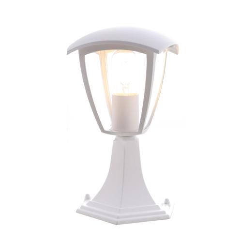 Álló lámpa matt fehér, alumínium, 1xE27 (GD9306)