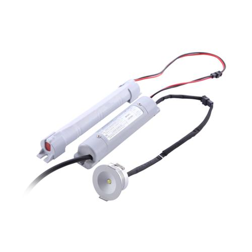 LED vészfény, 3W, OSRAM LED, 3 óra, 1800mAh (WW7211)