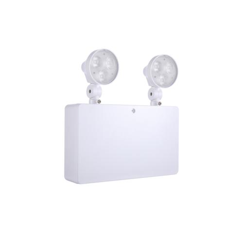 LED vészkijárat jelző, 3 óra,  3.6V 1800mAh (WW7208)