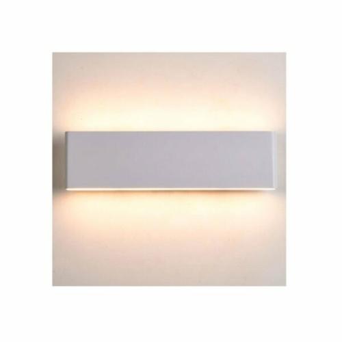 LED oldalfali, direkt-indirekt lámpa, 8W, bézs (DL2296)