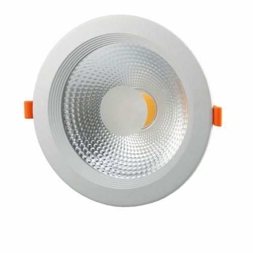 LED süllyeszthető spotlámpa, 15W, AC220-240, 145°, meleg fehér fény, TÜV (CB3272)