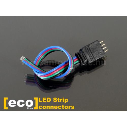 Forrasztható RGB csatlakozó ECO (8101)