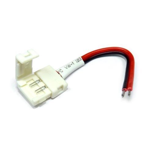 GTLED forrasztásmentes betáp 5050-es LED szalaghoz (5319)