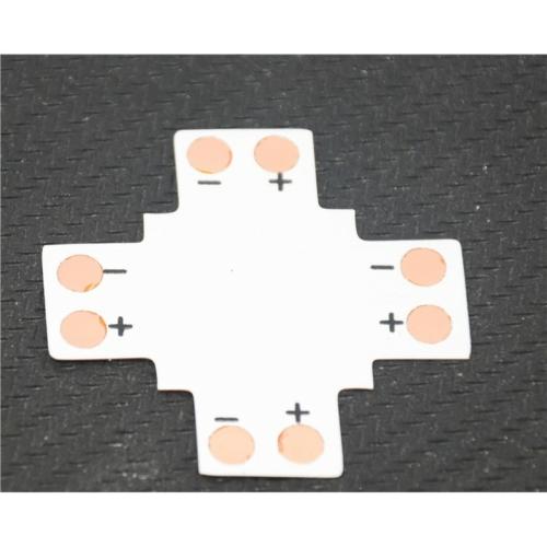 PCB elosztó elem (L,T,X irányú), 3528-as LED szalaghoz (8113)
