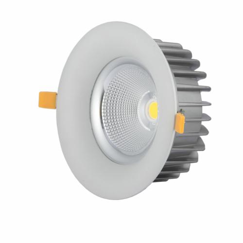 LED süllyeszthető spotlámpa, 60W, AC100-240V, 60°, fehér fény, TÜV (CB3262)