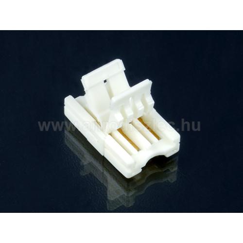 LED SL forrasztásmentes toldóelem 10 mm-es RGB LED szalaghoz (11256)