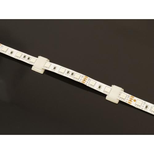 LED szalag öntapadós rögzítő klip, 8-10 mm széles LED szalaghoz (26819)