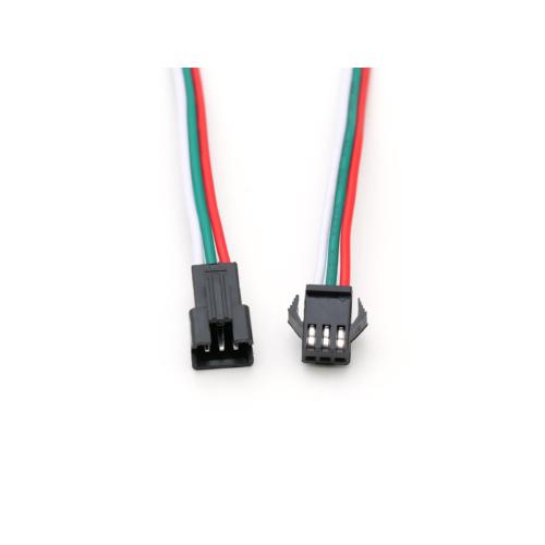LED Szerelt csatlakozó pár 3 eres (24442)