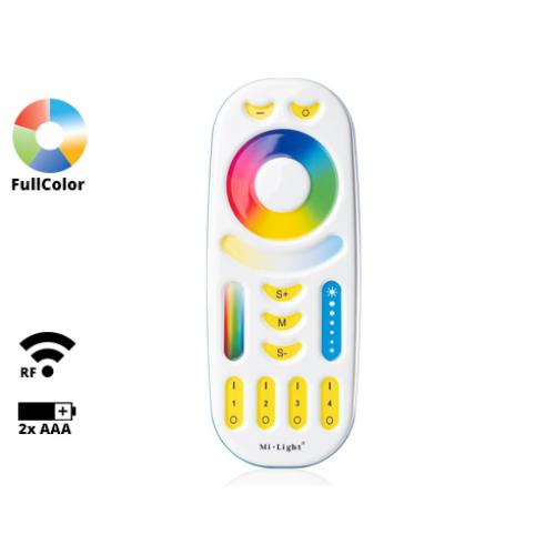 Group Control RGB+CCT csoport (zóna) távirányító Full color LED szalaghoz (14880)