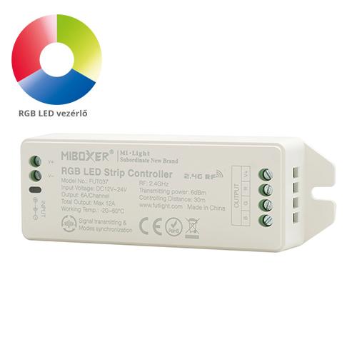 Group Control RGB csoport (zóna) vezérlő RGB LED szalaghoz (7851)