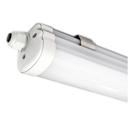 G-Series IP65 por és páramentes LED lámpatest (36W) 120 cm, 6400K (14497)