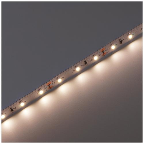 LED szalag beltéri 3528-60 (12 Volt), természetes fehér CRI=90 (11807)