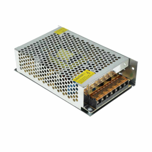 120W ipari LED szalag tápegység - (12VDC/10A/120W) (AC6106)