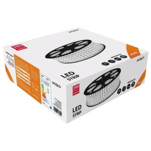 Avide LED Szalag 220V 4.8W 4000K IP67 50m