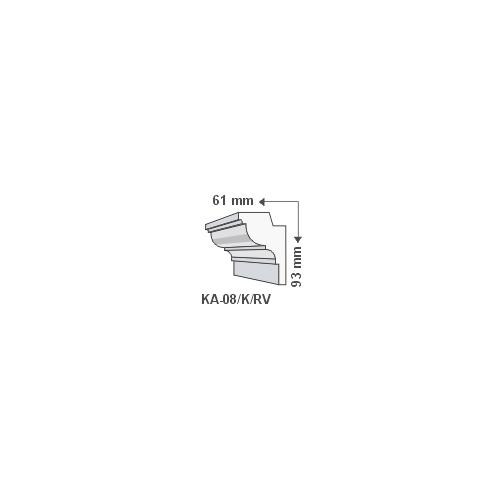 ArtLED KA-08/K Rejtett világítás - oldalfal