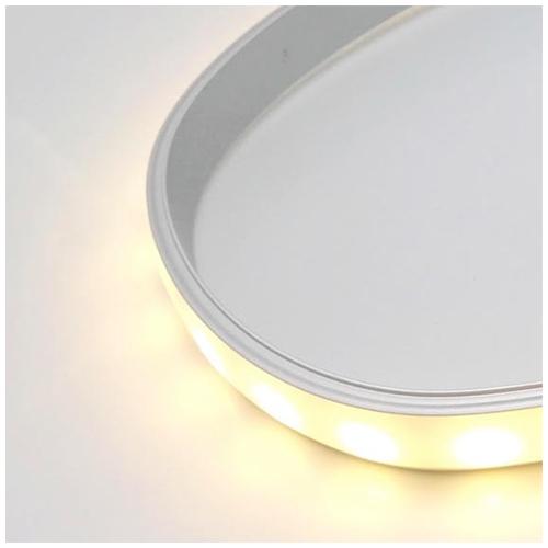 LED Profiles APB-1806 Hajlítható alu U profil ezüst, LED szalaghoz, opál burával