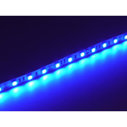 V-TAC 2137 LED szalag beltéri 5050-60 (12 Volt) - kék DEKOR