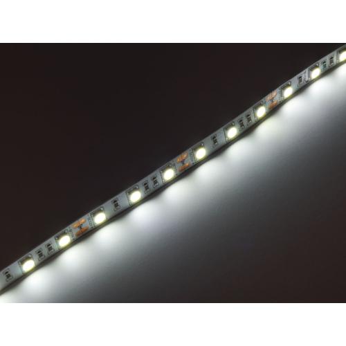 V-TAC 2126 LED szalag beltéri 5050-60 (12 Volt) - hideg fehér DEKOR