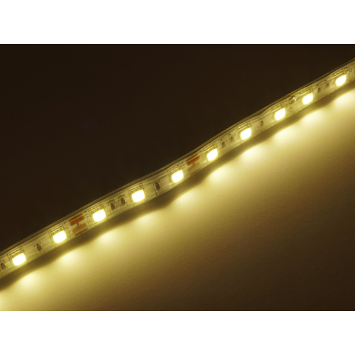 V-TAC 2150 LED szalag kültéri 5050-60 (12 Volt) - természetes fehér, DEKOR 5 méter