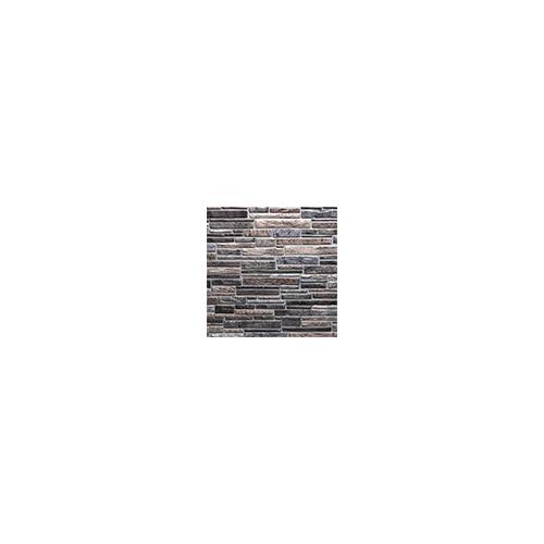 Regul PVC falpanel - Szeletelt kő - Kis pala kő