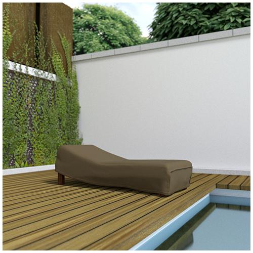 Nortene Covertop kerti bútortakaró (200x80x40cm) nyugágy, napozóágy
