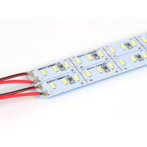 V-TAC 2537 LED Bar Light 4014-144 (18W/db) - hideg fehér 2db