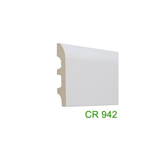 Elite Decor Parkettaszegély léc (CR942) kemény poliuretánból