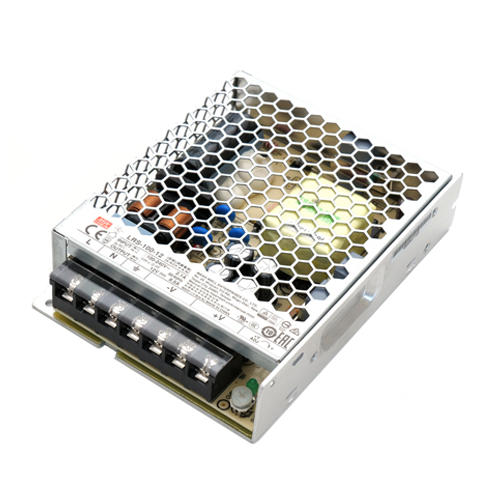 MeanWell LED tápegység 12 Volt - fém házas, ipari (100W/8.5A)
