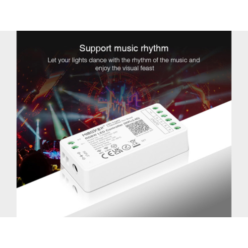 ArtLED Group Control mini RGBW csoport (zóna) WiFi Smart vezérlő RGB+fehér LED szalaghoz