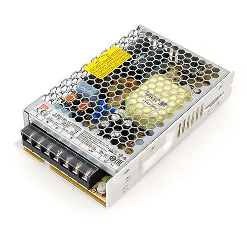 MeanWell LED tápegység 12 Volt - fém házas, ipari (150W/12.5A)