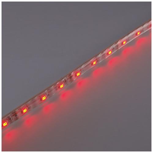 V-TAC 2036 LED szalag kültéri 3528-60 (12 Volt) - piros DEKOR 5 méter