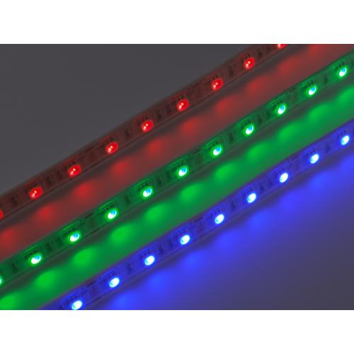 V-TAC 2155 LED szalag kültéri 5050-60 (12 Volt) - RGB 5 méter