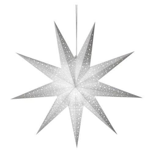 EMOS LED papírcsillag E14, függeszthető, 60 cm, beltérre