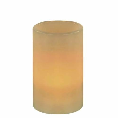 EMOS LED dekoráció viaszgyertya 12,5 cm, 3x AAA, beltéri, vintage, távirányító