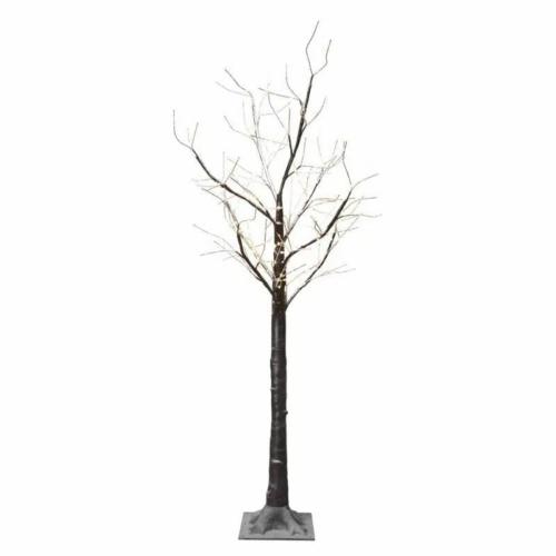 EMOS LED karácsonyfa, 180 cm, meleg fehér, időzítő, IP44