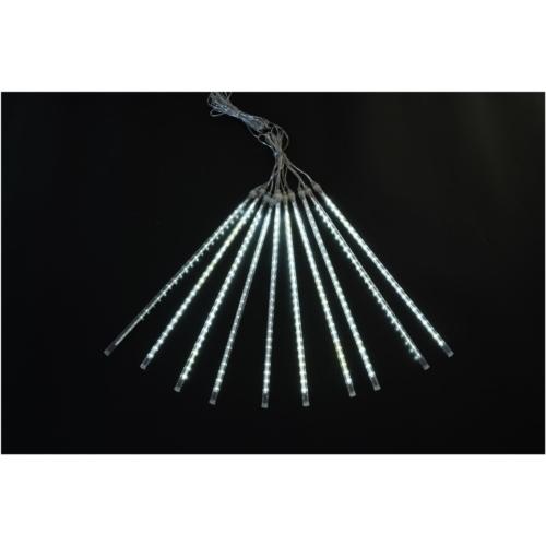 Entac Karácsonyi IP44 240 LED Műanyag Meteoreső 30cm CW 3m