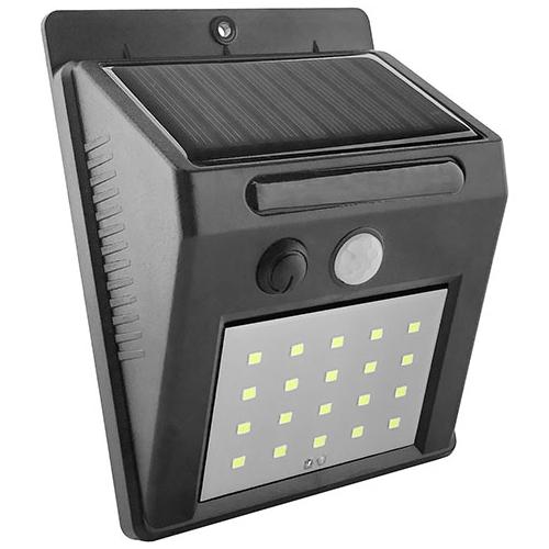 Entac Napelemes Műanyag Lámpa 2W SMD