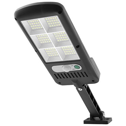 Entac Napelemes Műanyag Fali lámpa 5W SMD mozgásérzékelővel