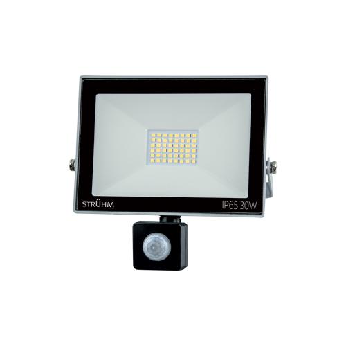 Strühm KROMA LED reflektor mozgásérzékelővel IP65 30W 4500K
