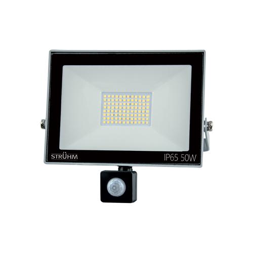 Strühm KROMA LED reflektor mozgásérzékelővel IP65 50W 4500K