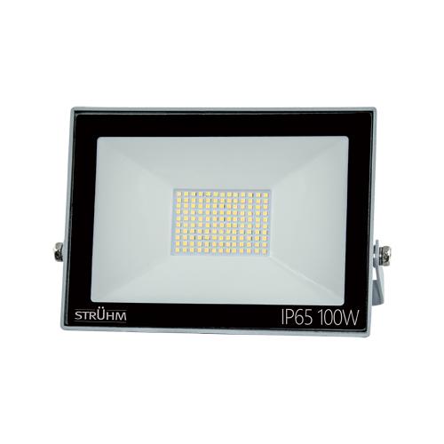 Strühm KROMA LED reflektor 100W GREY 6500K