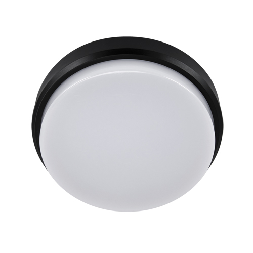 Strühm ARON LED C mennyzeti lámpa 12W BLACK 4000K