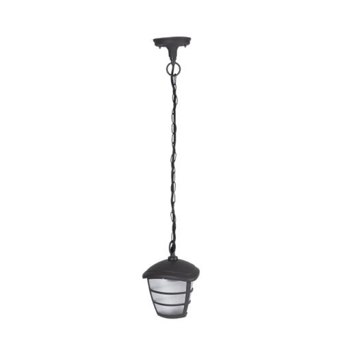 Kanlux RILA 81-PEND E27 cserélhető fényforrású kerti lámpa