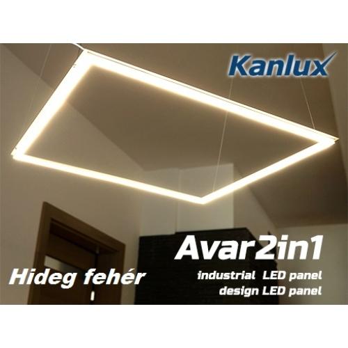 Kanlux AVAR 6060 40W-NW Design LED panel
