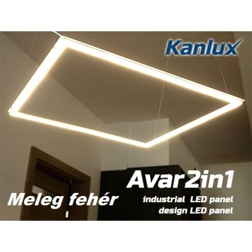 Kanlux AVAR 6060 40W-WW Design LED panel
