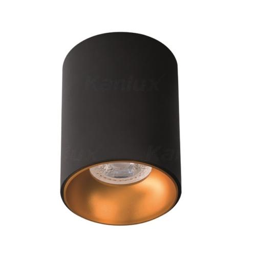 Kanlux RITI GU10 B/G lámpa GU10
